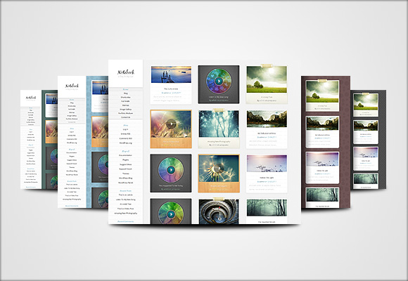 Elegant Themes Notebook