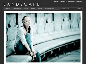 StudioPress Landscape