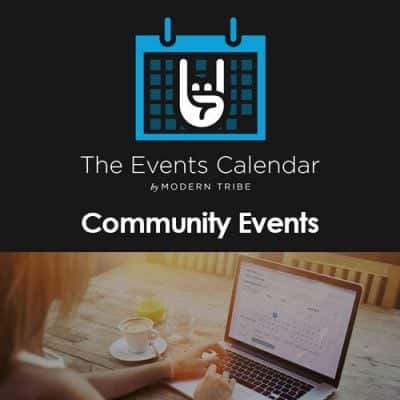 The Events Calendar Community Events 4.8.6