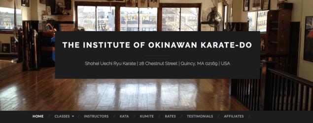 Institute of Okinawan Karate-Do