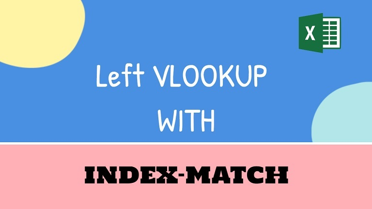 Left Lookup with Insex-Match