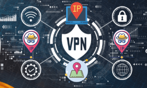 Does a VPN hide your IP address and location?