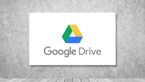 how to open or find Google Drive