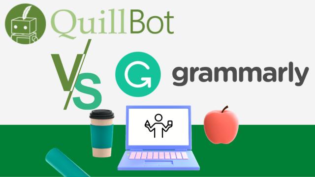 QuillBot Vs Grammarly