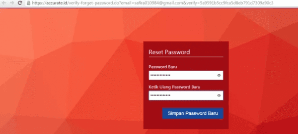 lupa password accurate online