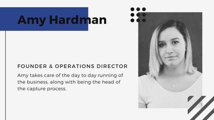 Amy Hardman Launchpad