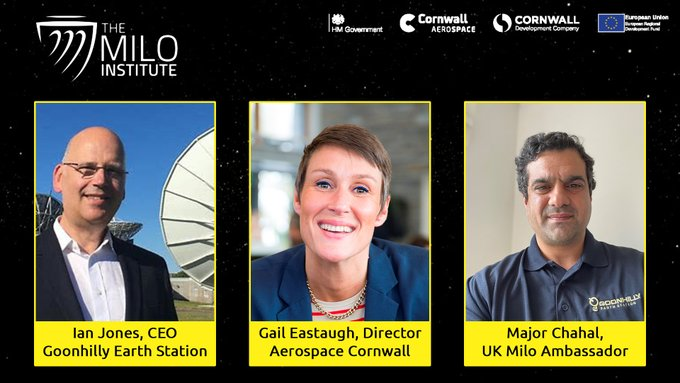 MILO Institute Aerospace Cornwall
