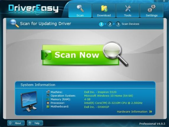 Driver Easy Pro 5.6.15.34863 Crack With License Key 2021