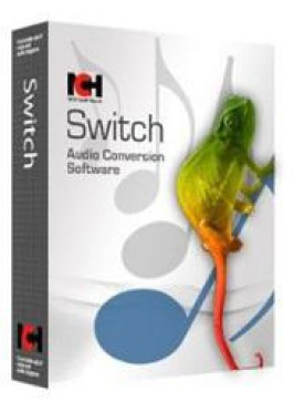 Switch Audio File Converter Crack 7.5 + License Key 2020