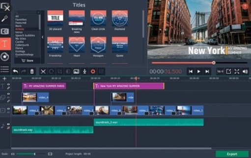 Movavi Video Editor 21.2.1 Crack With Activation Key [2021]