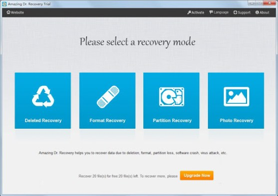 Amazing Dr. Recovery 15.8 Serial Number - Crack Full Key