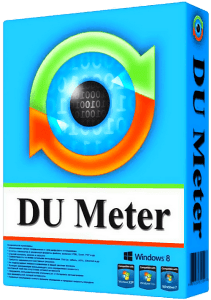 DU Meter Crack 7.30 + Serial Key Full Download [Latest 2021]