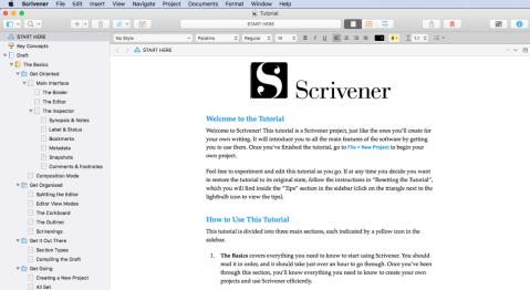 Scrivener Crack 3.2 + License Key Full Version Free Download