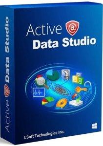 Active Data Studio 17.1.0 Crack + Serial Key Latest 2021