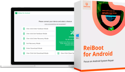 Tenorshare ReiBoot for Android Pro 2.1.4.6 with Crack 2021