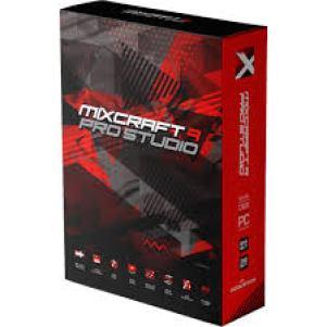Mixcraft Pro Studio 9.0 Build 462 with Crack [Latest 2021] Free Download