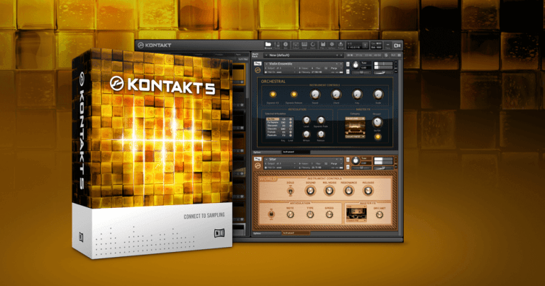 Native Instruments Kontakt Crack 6 v6.4.2 Full Version 2021 Free Download