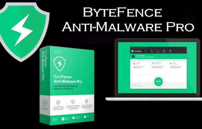 ByteFence Anti-Malware Pro Crack 5.7.0.0 + License Key Free Download 2021 [Latest]