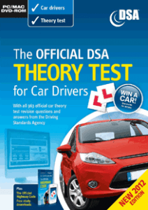 The Official DSA Theory Test for Car Driver 2012 cd 2011