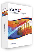 eViews 7 stable