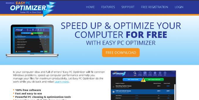 the best pc cleaner free easy pc optimizer