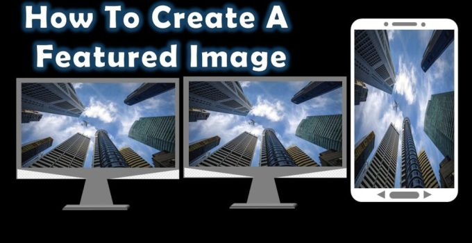 How to create featured image in powerpoint