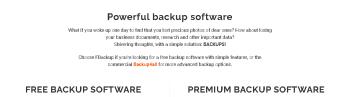 best free backup software reddit
