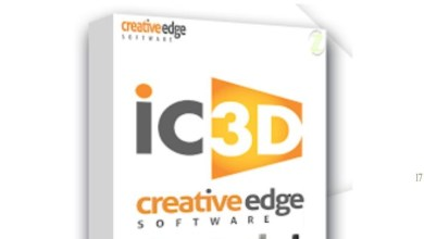 Creative Edge Software iC3D Suite 5.5 For macOS