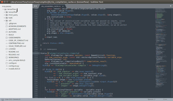 Sublime Text 3.2 macOS Torrent Free Download