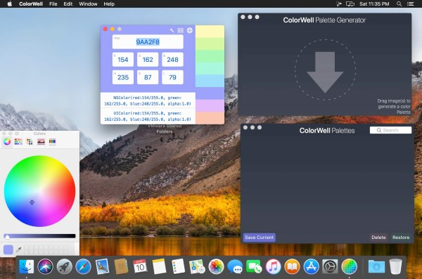 ColorWell 7.1.6 Full macOS