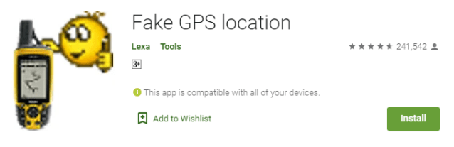 Online pc fake gps All Must