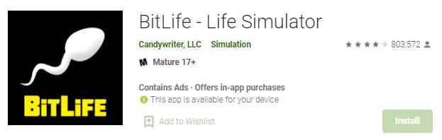 BitLife for PC