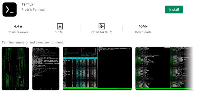 How to download termux on pc