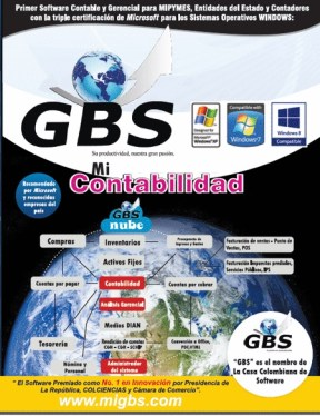 ¿Que es el Software Contable GBS?