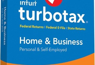 TurboTax Home & Business 2019 Free Download