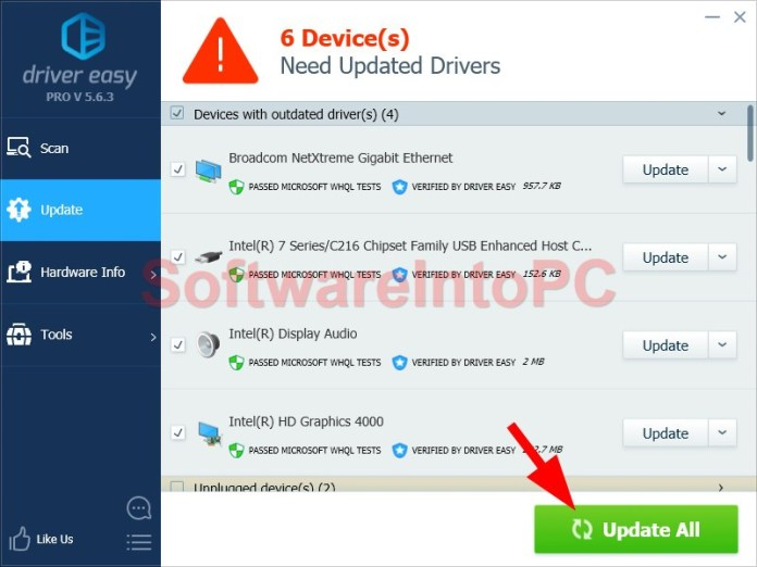 Driver Easy Professional 5.6.15.34863 License Key