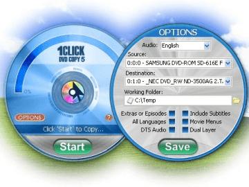 1CLICK DVD Copy Pro 6.2.1.9