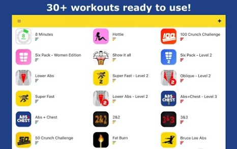 Abs Workout – Daily Fitness v4.5.0