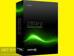 Cakewalk Z3TA+2 Crack v2.2.3.5.1