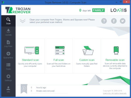 Loaris Trojan Remover Crack 3.1.65 with License Key Free Download