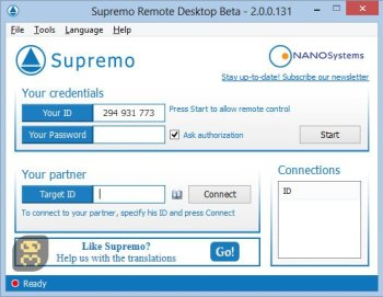 Supremo Remote Desktop Crack