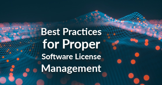 Best Practices for Software License Management