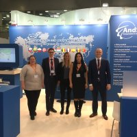 The keys to TMS AndSoft software for transport and logistics presented during Transrussia 2017
