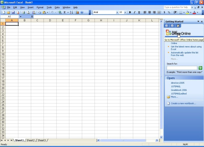 Microsoft Office 2003 download torrent