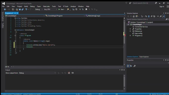 Visual Studio 2017 full version download
