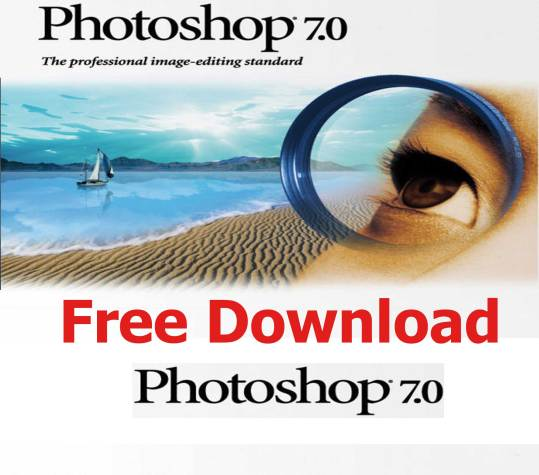 Adobe Photoshop 7.0 free download torrent
