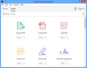Adobe Acrobat Reader DC Crack