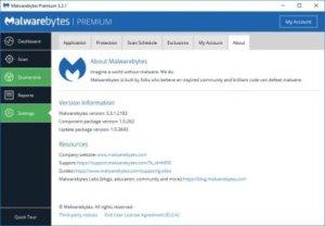Malwarebytes Premium 3.5.1.2522