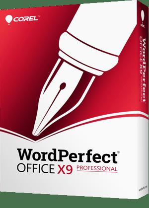 Corel WordPerfect Office X9 Standard
