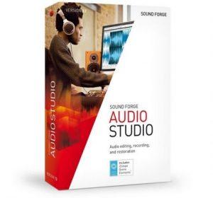 SOUND FORGE Audio Studio 13.0.0.45 Crack